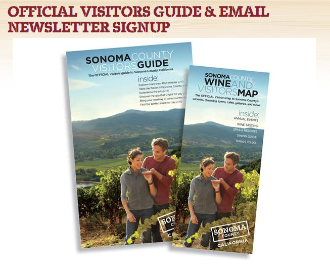Sonoma Visitor's Guide to Homes for sale