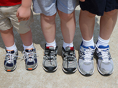 Frankfort Rotary Club's Shoes For Kids