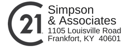 CENTURY 21 Simpson - Frankfort Label