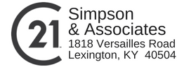 CENTURY 21 Simpson - Lexington Label