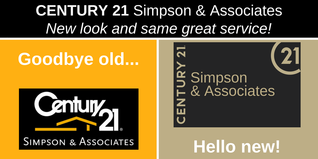 CENTURY 21 Simpson & Associates - New look and same great service