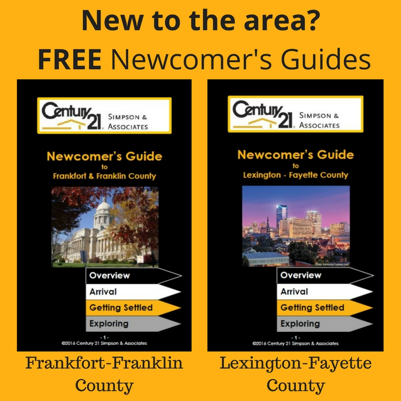 Click here for our FREE Newcomer's Guides