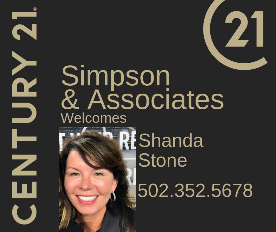 CENTURY 21 Simpson & Associates Welcomes Shanda Stone