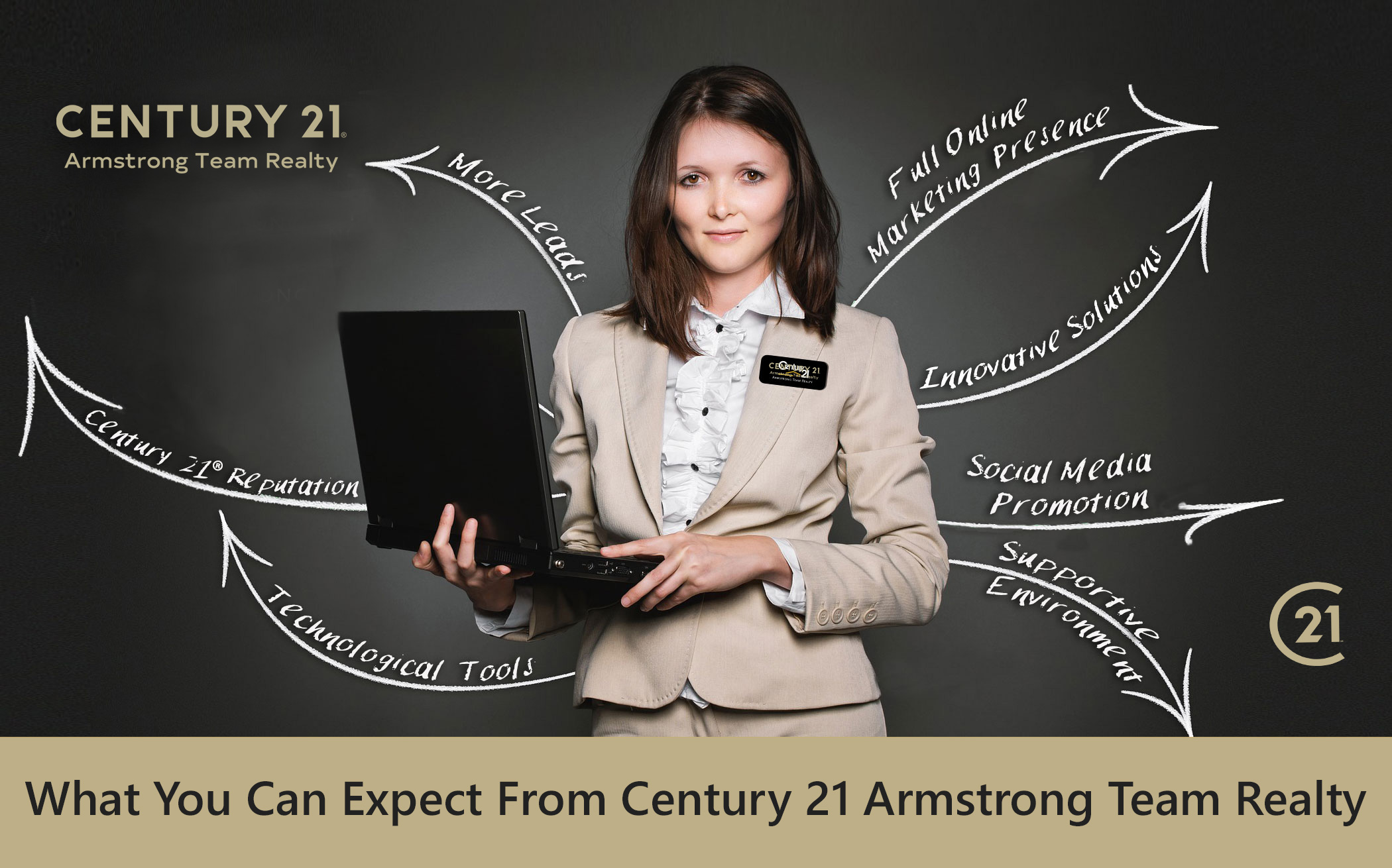Join The Century 21 Armstrong Team