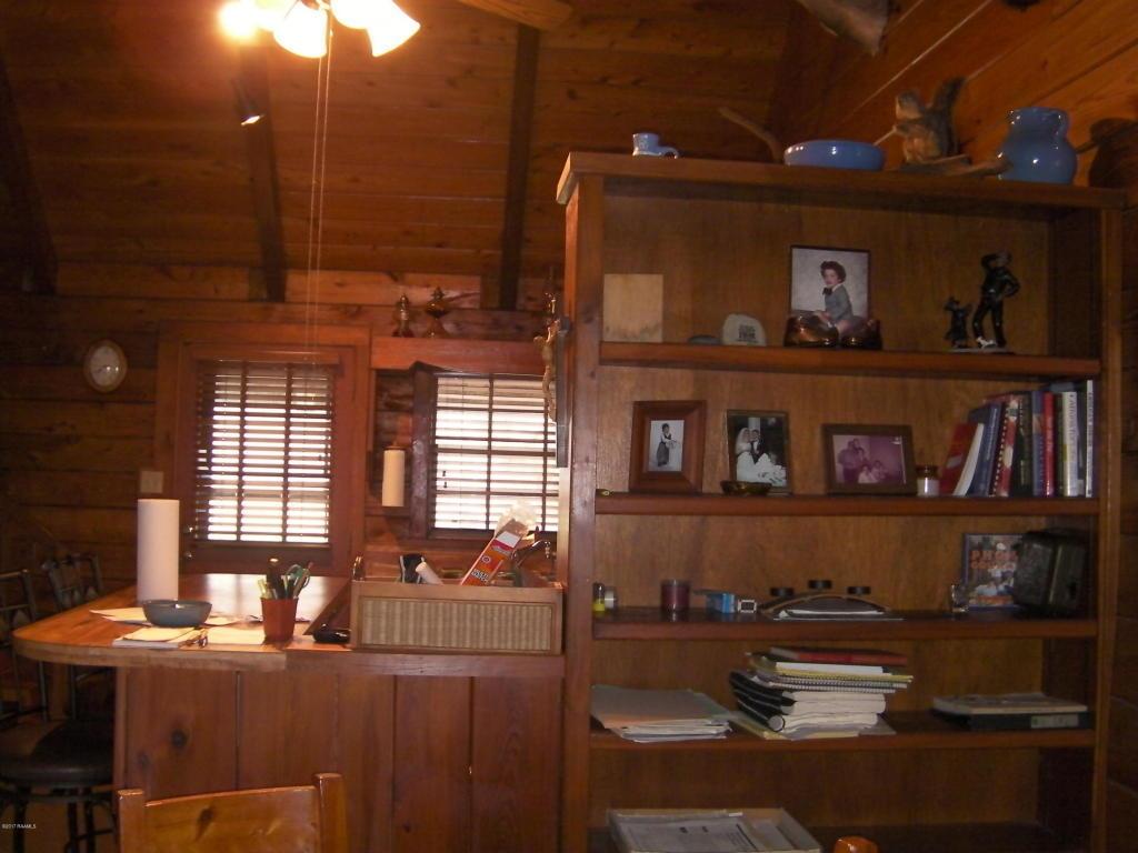interior of camp