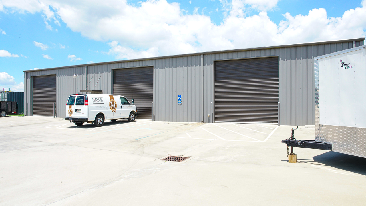 5500 Sq Ft Warehouse