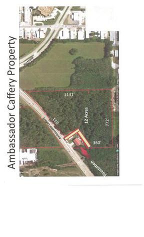 Lots And Land For Sale: 1100 Ambassador Caffery Pkwy