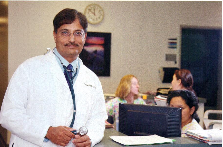 Prakash Narain M. D.