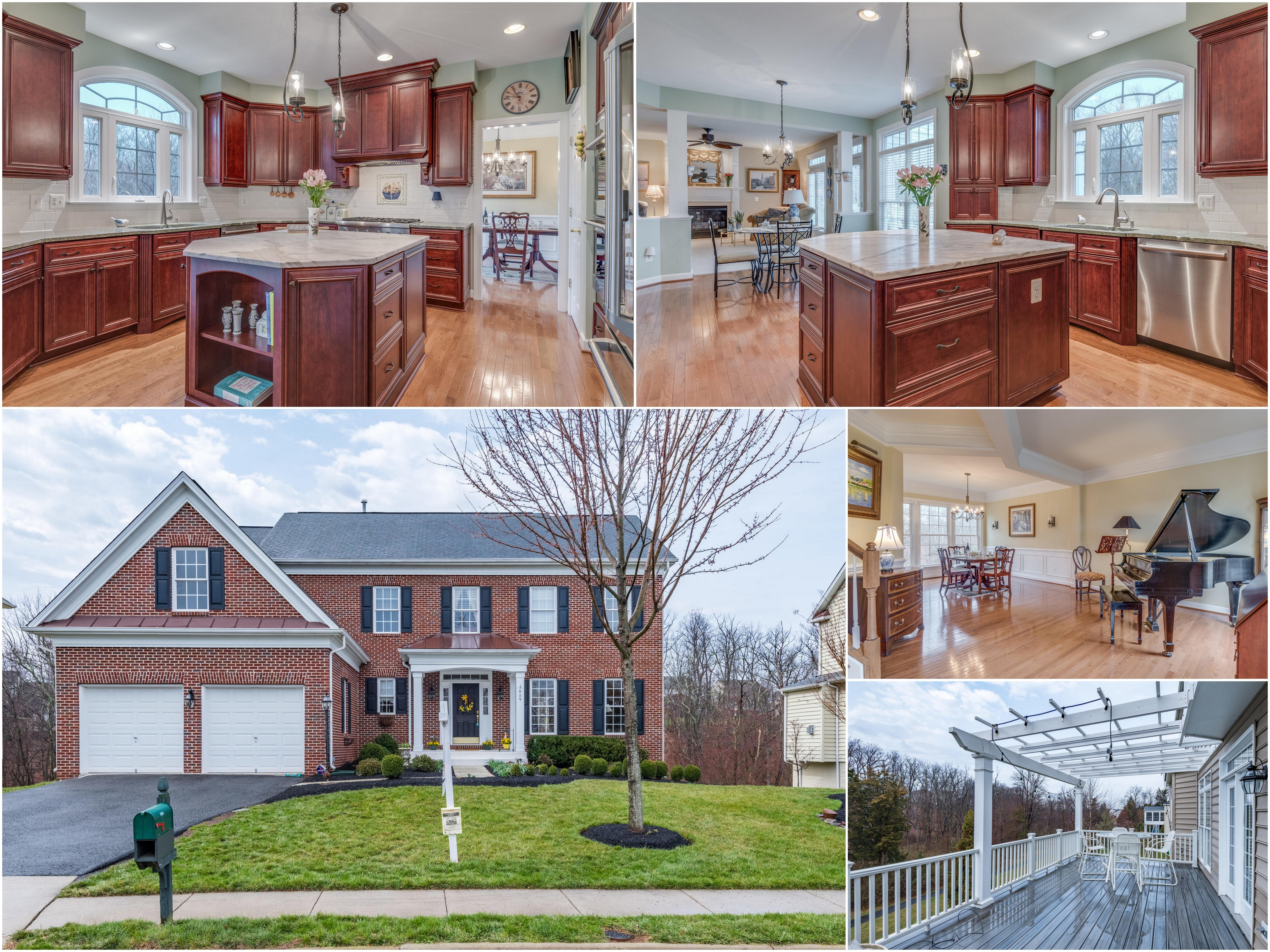 Homes in Edwards Lanidng, Leesburg North Virginia