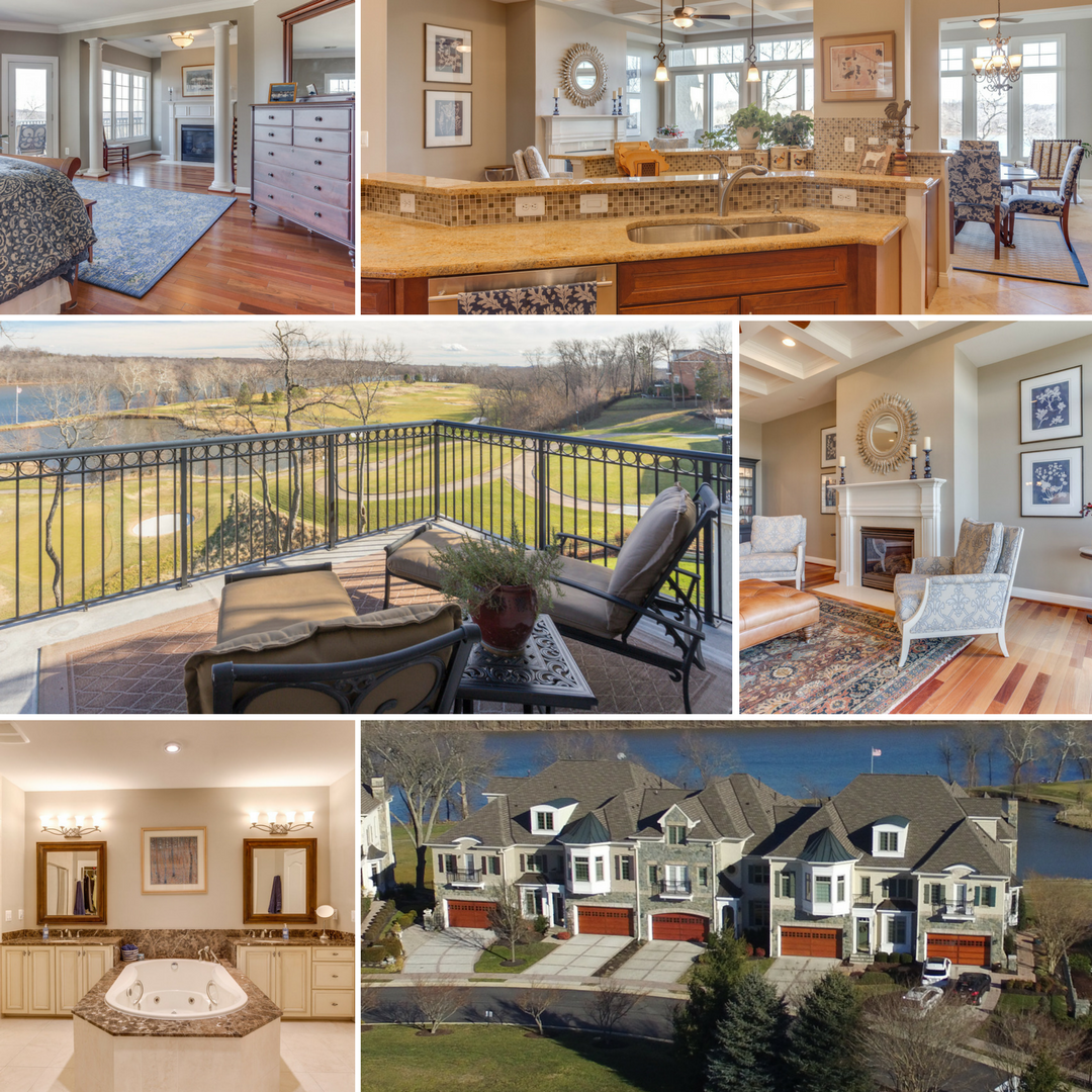 Homes in River Creek Leesburg Virginia