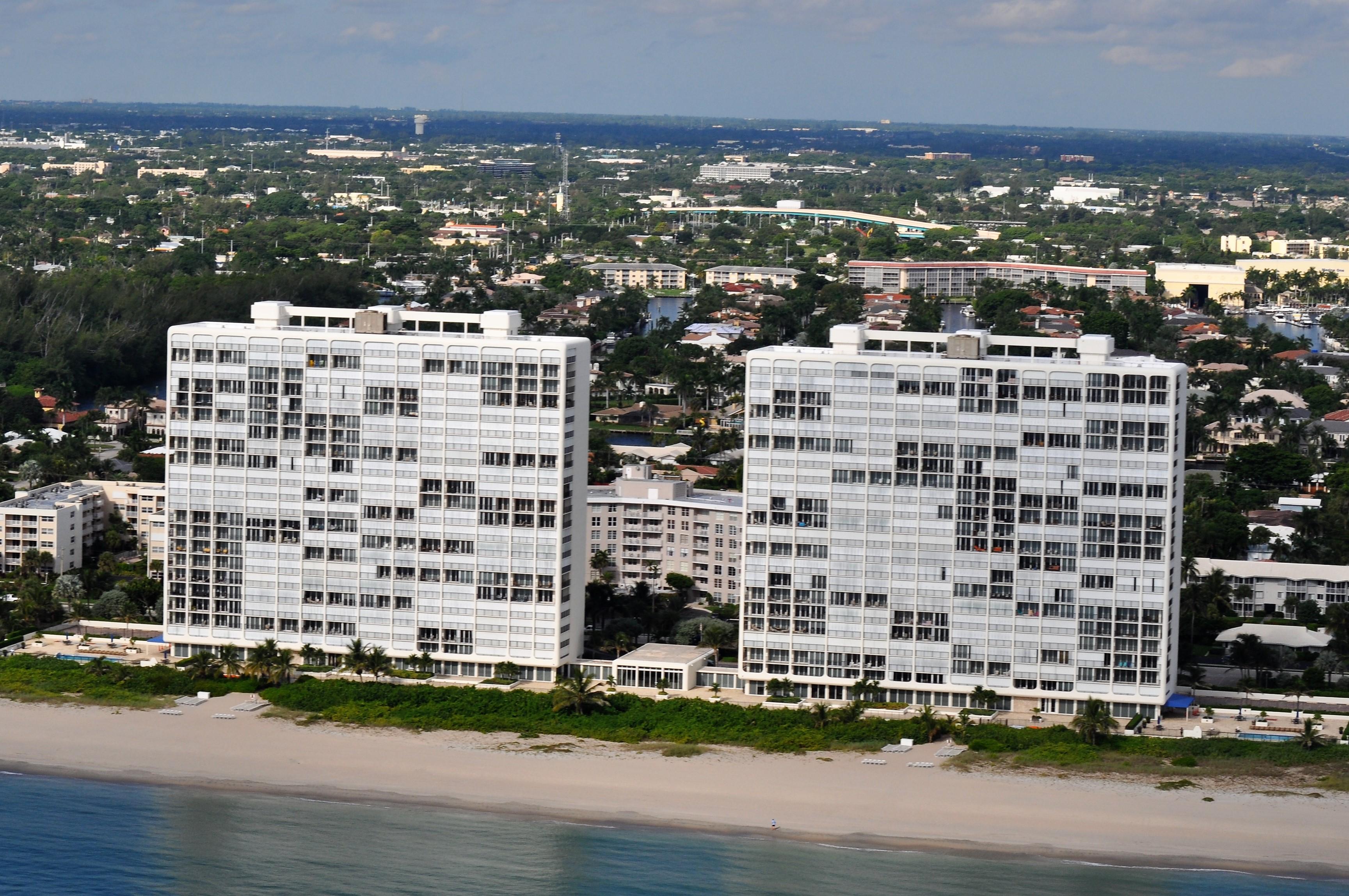 Ocean Towers, Boca Raton