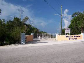 Residential Closed: Banana Beach Estates
