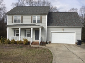 Willow Spring NC Single Family Home For Sale: $172,500