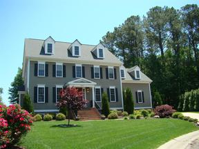 Isle of Wight VA Single Family Home For Sale: $519,900