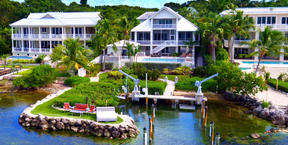 Islamorada FL Single Family Home Sold: $3,300,000