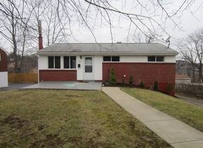 Monroeville PA Single Family Home Leased: $995 Per Month