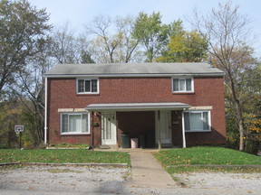 Penn Hills PA Townhouse Rented: $675 Per Month
