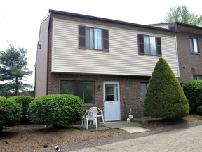 Townhouse For Rent: 1010 Millers Lane