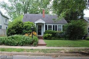 Arlington VA Single Family Home Closed: $640,000