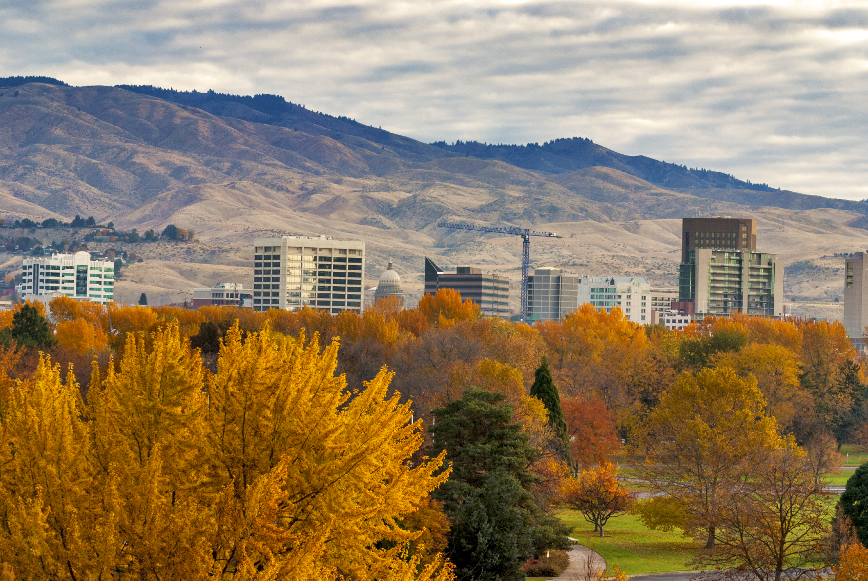 Top 10 College Towns To Retire To Hint Boise Idaho