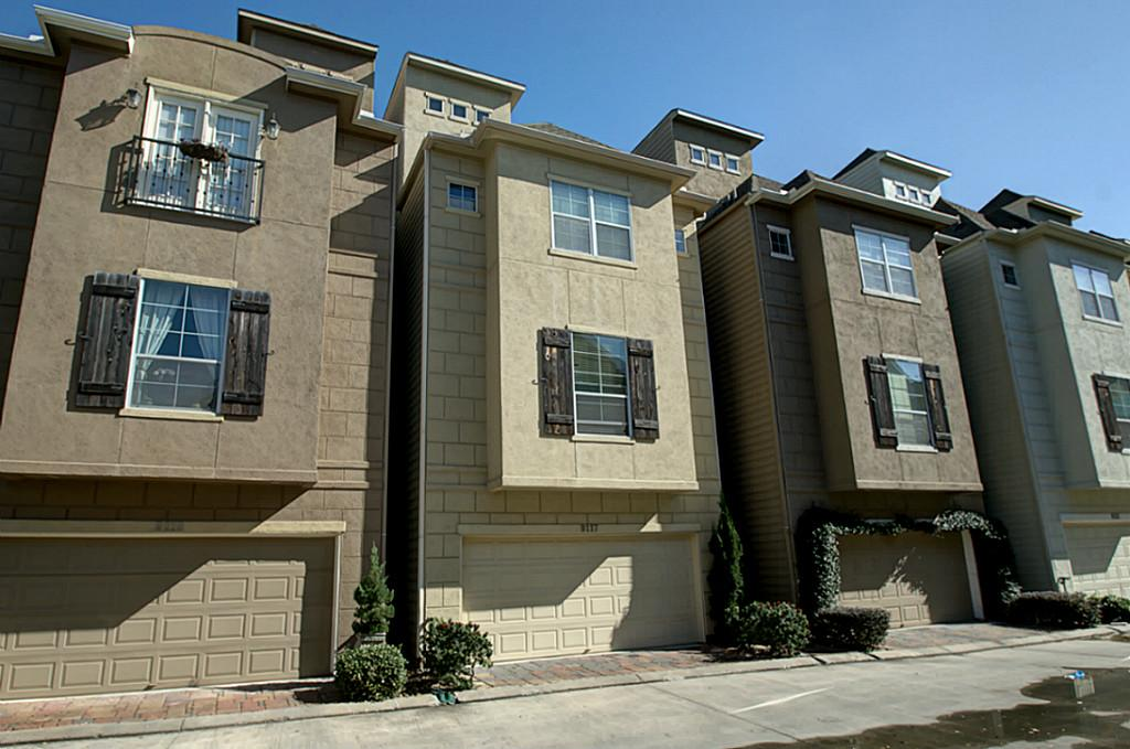 Townhomes near Texas Medical Center
