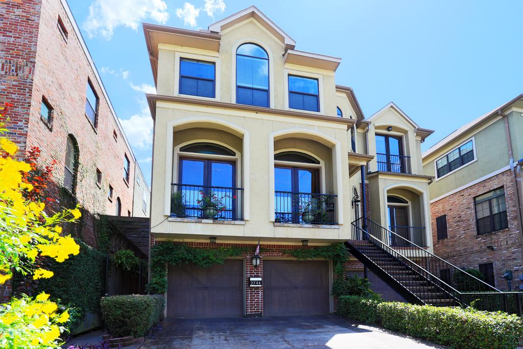 Townhomes for Sale Over a Million near Texas Medical Center