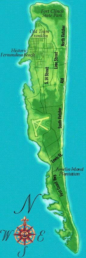 Map Search | Heritage Realty - Amelia Island FL & Fernandina Beach ...