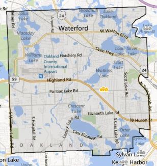 Waterford MI Homes For Sale Inside Realty LLC