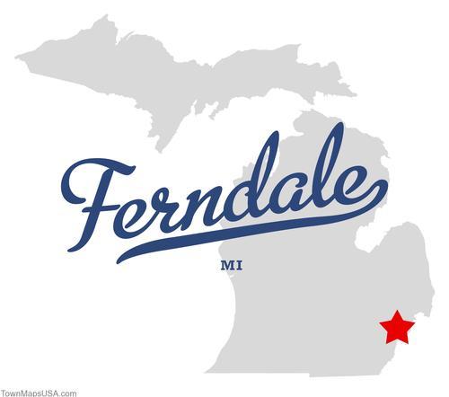 Ferndale Michigan Map.Ferndale Mi Homes For Sale Inside Realty Llc
