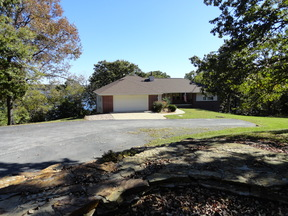 Garfield AR Single Family Home SANDMAN'S RETREAT: $295 Per Night