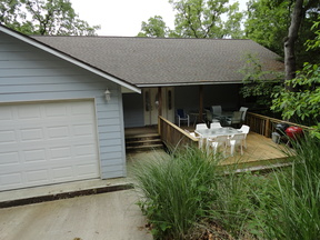 Garfield AR Single Family Home BLACK OAK: $290 per night