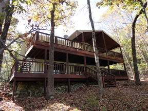Garfield AR Single Family Home SPARKY'S LAKE HOUSE: $235 Per Night