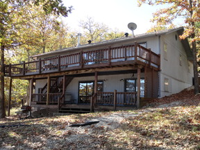 Garfield AR Single Family Home BERG'S NEST: $250 Per Night