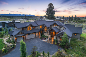 Bend OR Single Family Home Sale Pending: $1,585,000