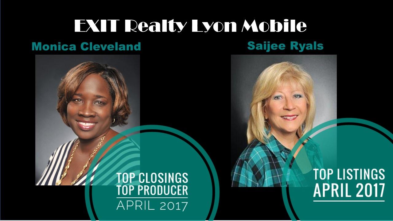 Top Agents Mobile April 2017