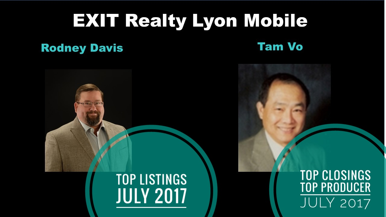 Top Agents Mobile July 2017