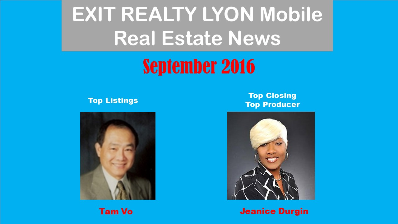 Top Mobile Agents September 2016