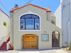 San Francisco CA Single Family Home sold: $969,000