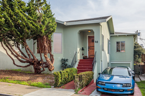 San Francisco CA Single Family Home For Sale: $1,095,000