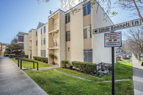 San Francisco County Condo/Townhouse Act Cont Probate: 45 Lottie Bennett Ln #1