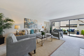 Foster City CA Condo/Townhouse Sold: $968,888