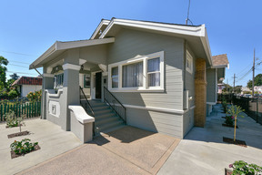 Oakland CA Single Family Home Sold: $629,000