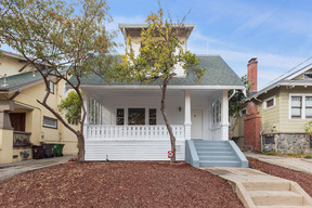 Oakland CA Single Family Home Sold: $998,000