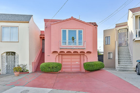 San Francisco CA Single Family Home Sold: $879,000