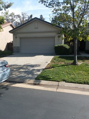 Valley Springs CA Single Family Home For Rent: $1,600