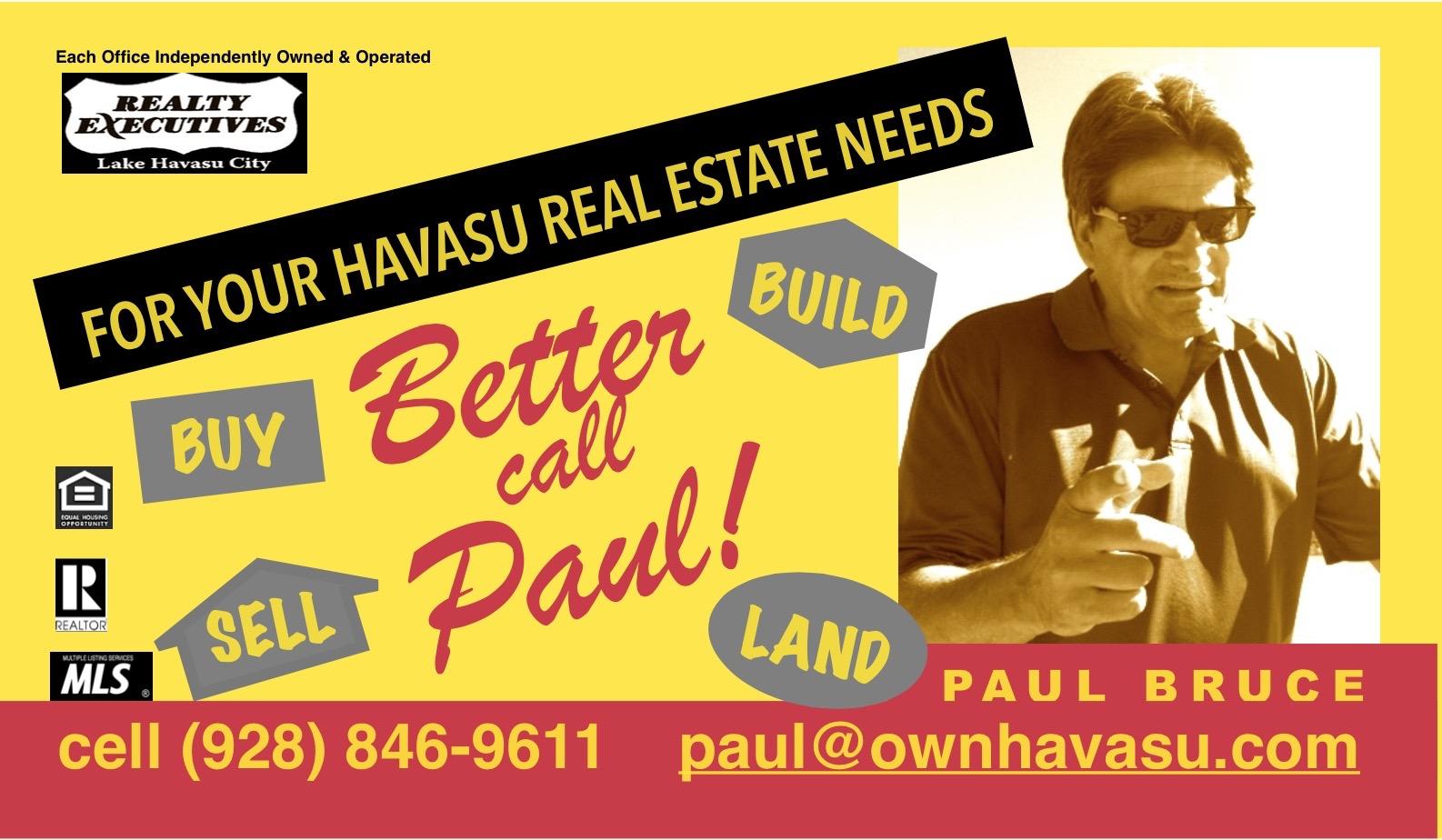 Better Call Paul Business Card