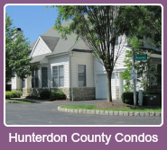 Condominiums for sale in Hunterdon County