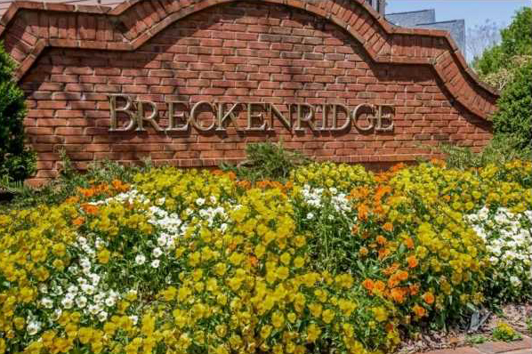 Breckenridge Alpharetta home for sale