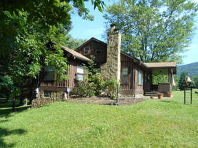 Single Family Home No 38 - Cedar Lodge Camp: 10172 First Fork Road #