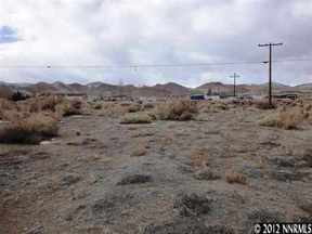 Yerington NV Lots And Land Sold: $6,000